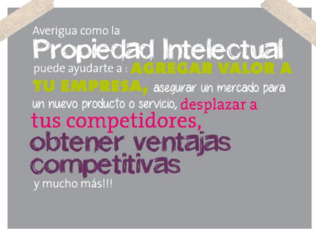 Talleres gratuitos de Propiedad Intelectual- UAndes