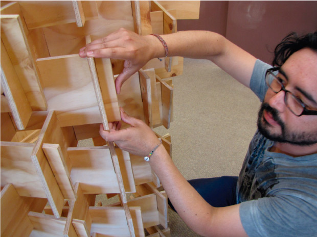 Egresado de arquitectura de la UBB seleccionado en concurso VIU de Fondef  2011