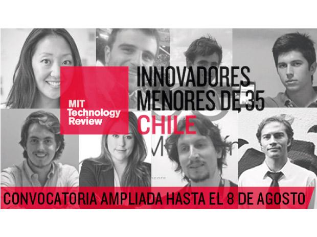 Innovadores menores de 35 Chile