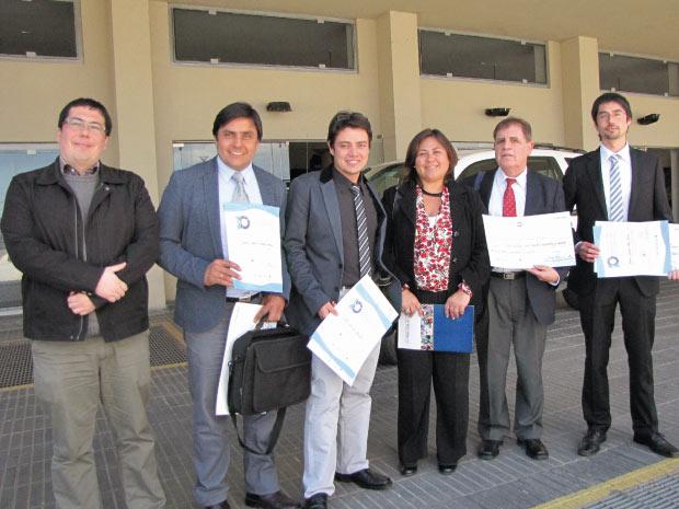 Emprendedores patrocinados por CREando UBB son reconocidos en ceremonia de Innova Bío-Bío