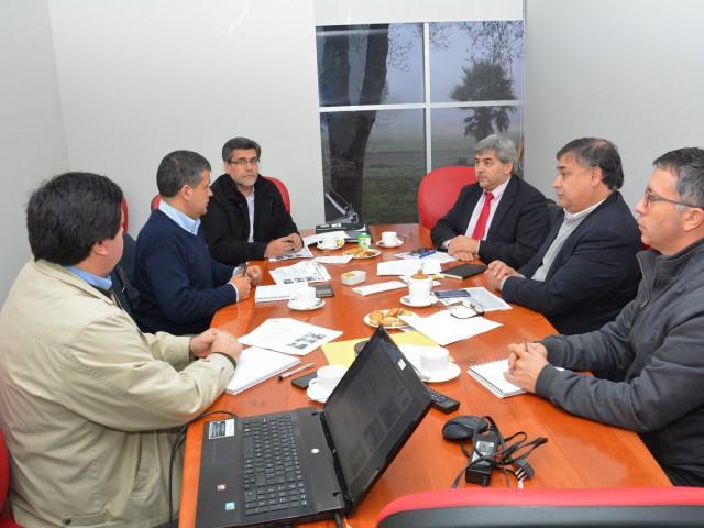 Convenio de colaboración afianzará trabajo conjunto de UBB y Masisa