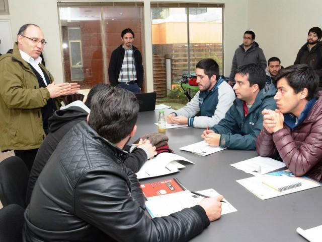 UBB capacita a estudiantes emprendedores para que postulen al Quinto Concurso Fondef VIU