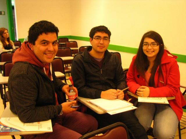 Estudiantes UBB valoran opción de postular proyectos innovadores a Quinto Concurso Fondef VIU