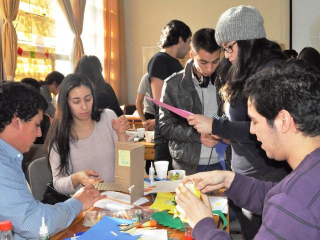 Masisa y UBB colaboran para apoyar a estudiantes innovadores