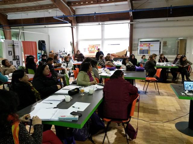 Sernam y HUBiobío capacitaron a mujeres emprendedoras de la Región