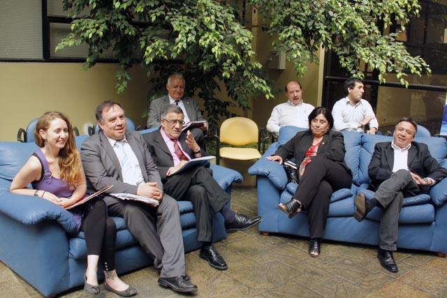 Avanza coordinación de primer coloquio de educación emprendedora