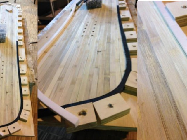 UBB participa de innovador emprendimiento que incorpora colihue en tablas de snowboard